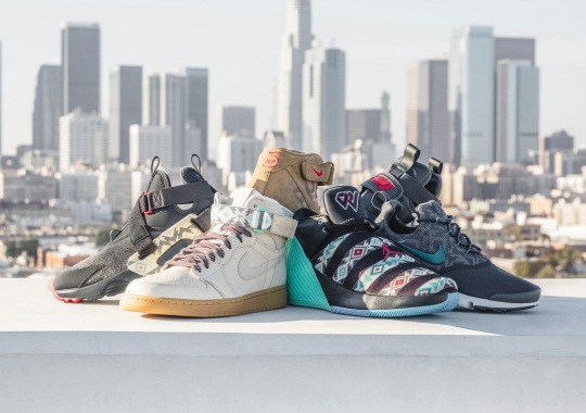 low priced 2ea3a 6fce5 Nike And Jordan Release Fall 2018 N7 Collection