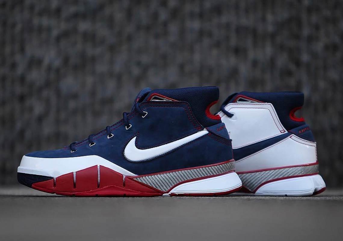 Nike Zoom Kobe 1 Protro USA AQ2728-400 | SneakerNews.com