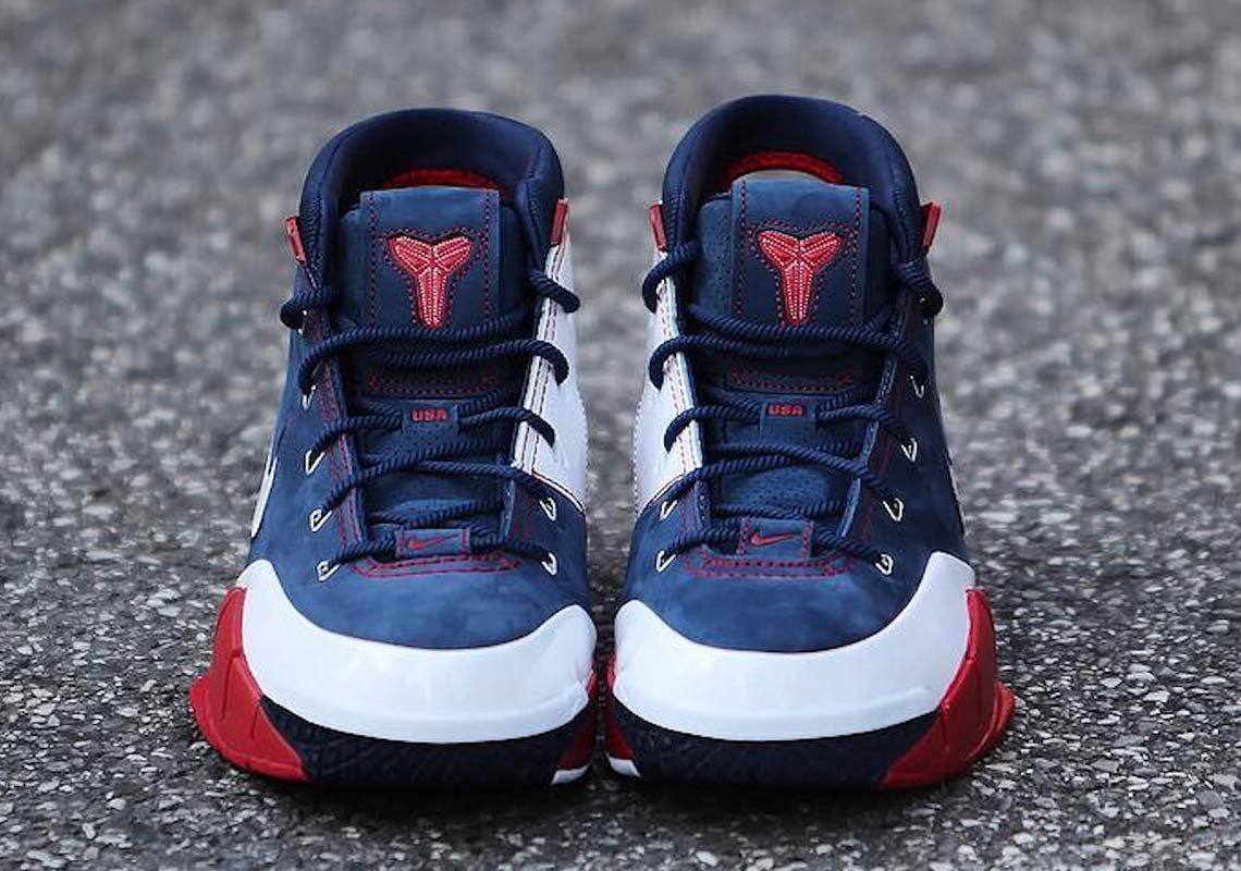 Nike Zoom Kobe 1 Protr...