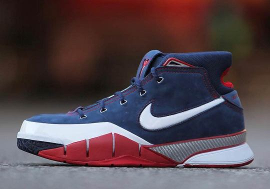 "Detailed Look At The Nike Zoom Kobe 1 Protro ""USA"""
