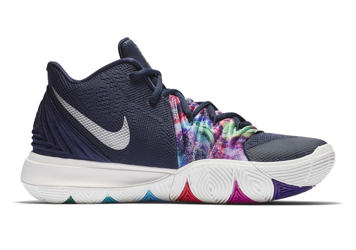 Nike Kyrie 5 Multi Color AO2918-900