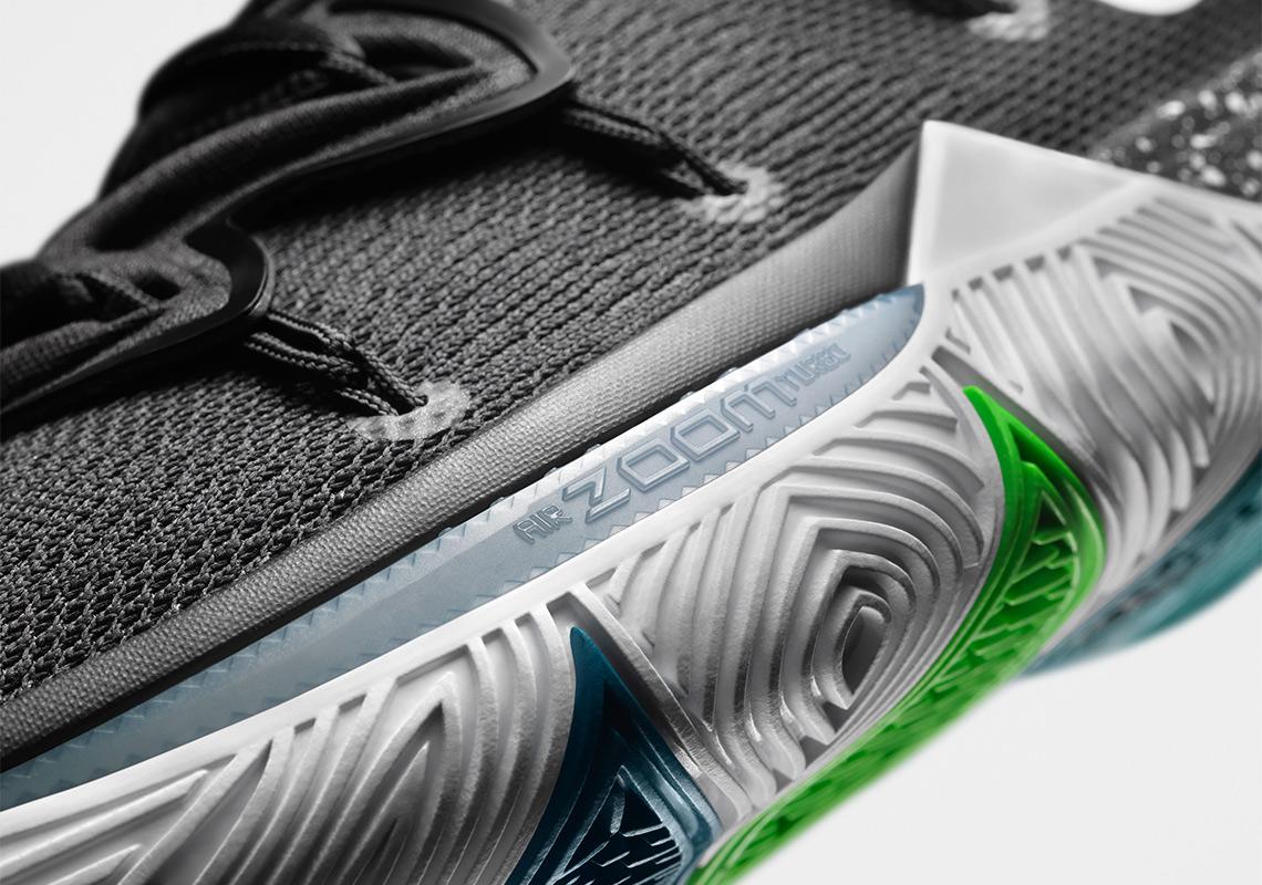 """ea864ac44a9cd1 Nike Kyrie 5 """"Black Magic"""" Release Date  November 22nd"""