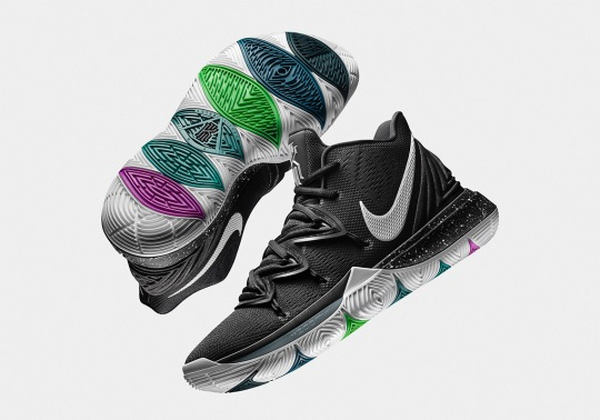 Nike Unveils The Kyrie 5