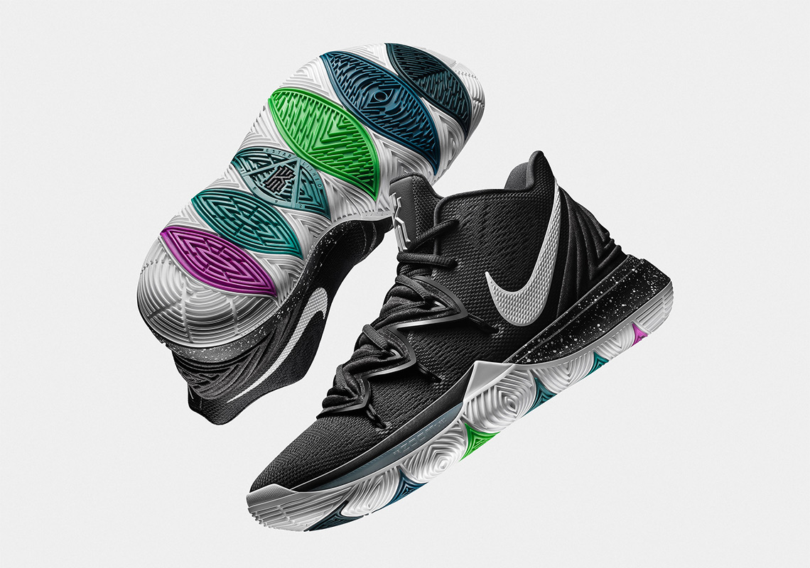"the best attitude a5475 69a13 Nike Kyrie 5 ""Black Magic"" Release Date  November 22nd, 2018"