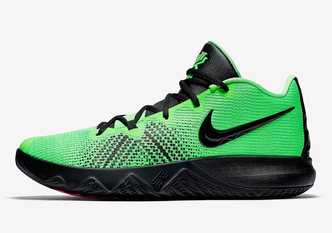 Nike Kyrie Flytrap Grinch AJ1935-300 Release Info | SneakerNews com