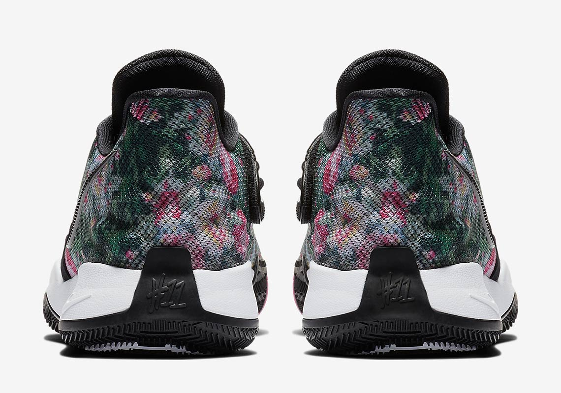 e5f9cde32a7a Nike Kyrie Low 1 Floral AO8979-002 Release Date