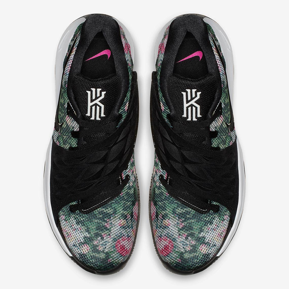 36c958164a32 Nike Kyrie Low 1 Floral AO8979-002 Release Date
