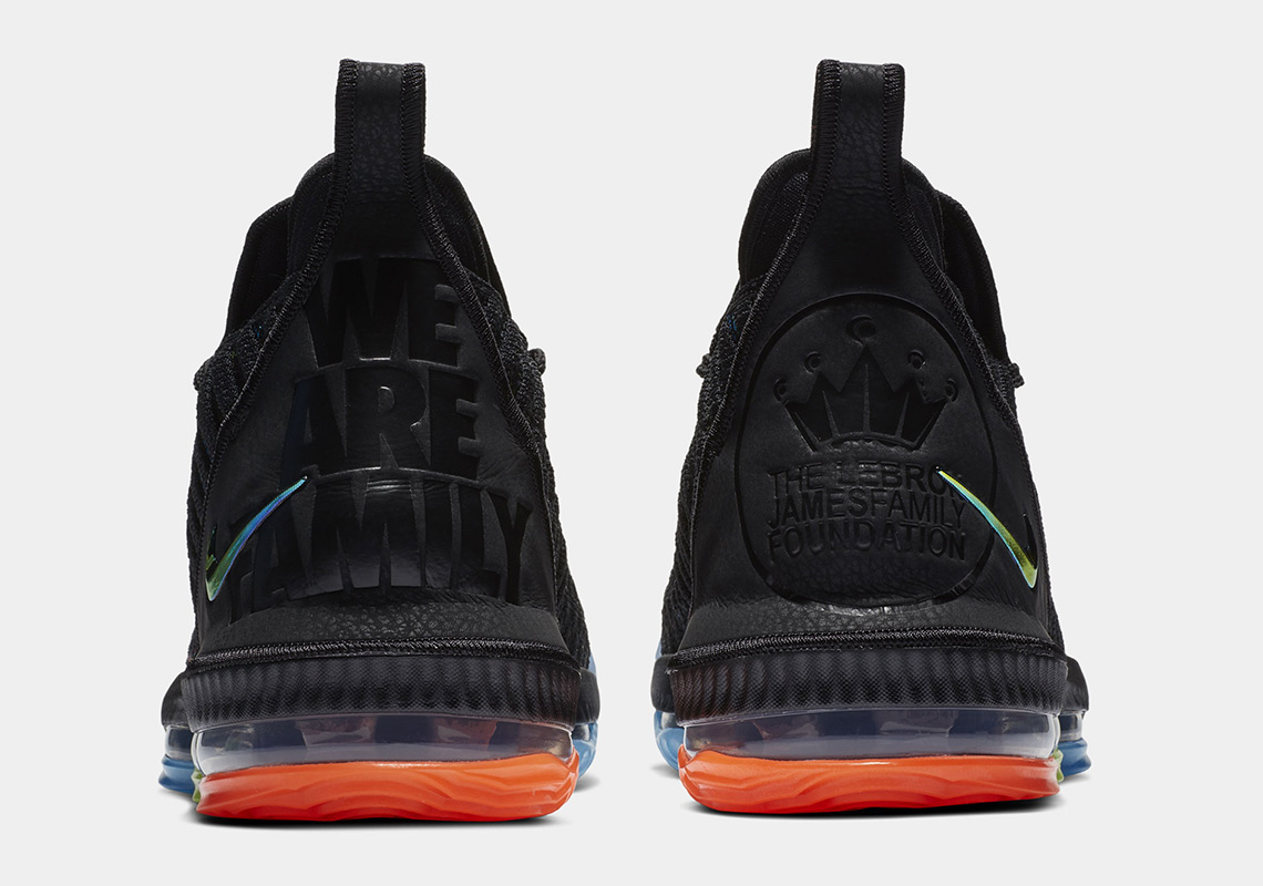 Nike LeBron 16 I Promise How To Buy  ea3c0f2ec