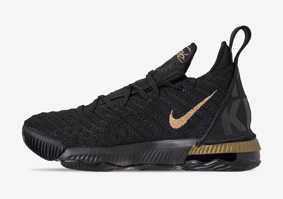 Nike LeBron 16 I'm King AQ2465-007 Release Date ...