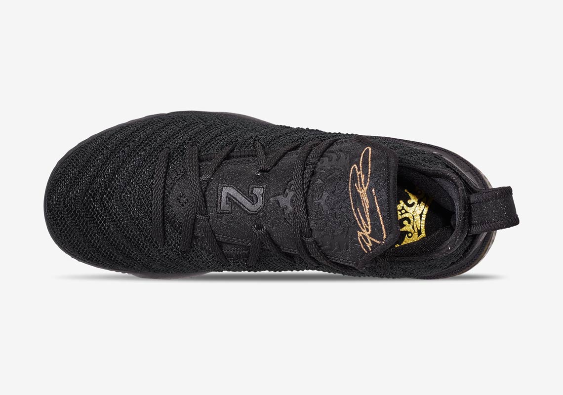 85a4c7e81f09f Nike LeBron 16 I m King AQ2465-007 Release Date