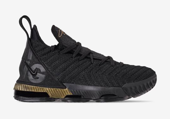 "The Nike LeBron 16 ""I'm King"" Releases In December"
