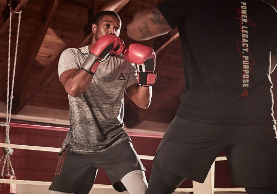 The Adonis Creed x Nike Training Collection Includes Full Apparel And A Metcon Flyknit 3