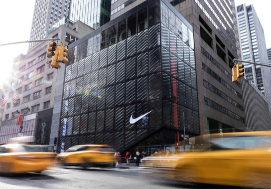 Nike's New House Of Innovation In NYC Offers A Practical Blend Of Digital And Retail
