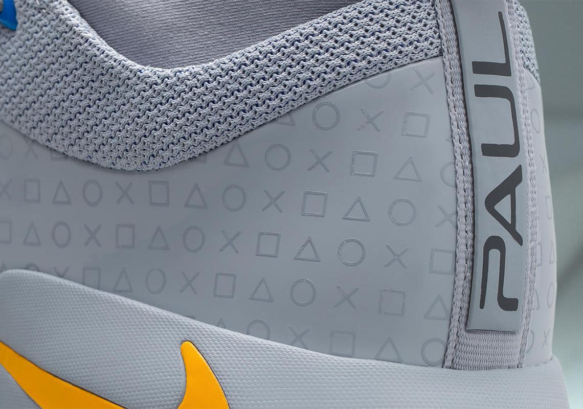7cbf1451111c PlayStation Nike PG 2.5 Grey