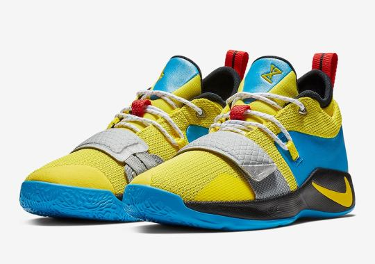 "The Nike PG 2.5 Is Coming Soon In ""Wolverine"" Colors"