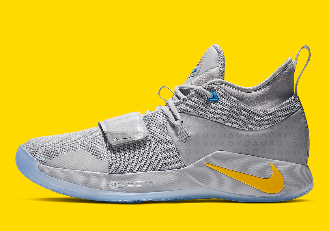 sneakers for cheap 2b08c 51f35 Nike PG 2.5 Playstation BQ8388-001 Release Info   SneakerNews.com