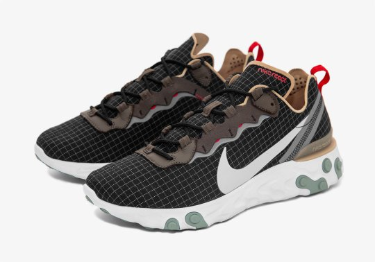 The Next Nike React Element Collaboration Is Revealed