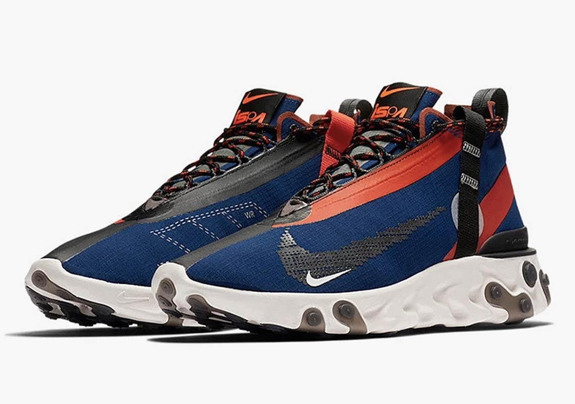 Nike React Runner Mid WR ISPA Buying Guide   SneakerNews.com