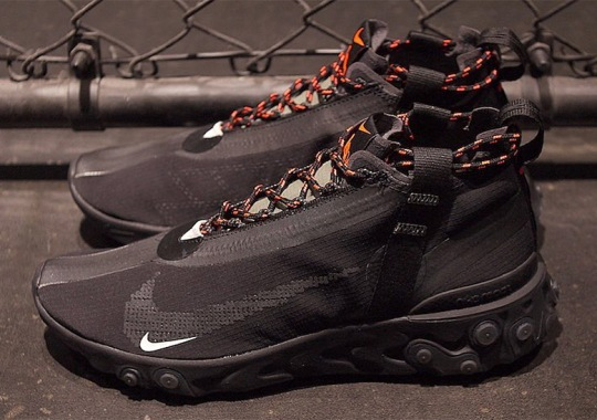 The Nike ISPA React WR LW Mid Releases On November 21st