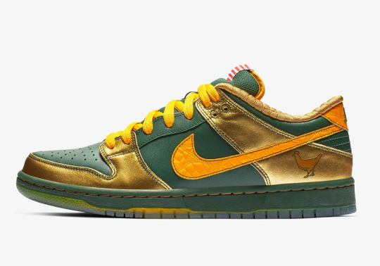 The Details Behind The Nike SB Dunk Low Doerbecher
