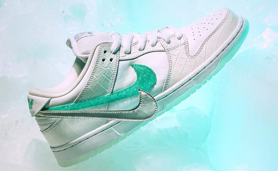 Diamond Supply Co. x Nike SB Dunk Release Date  November 10th 064ba197e