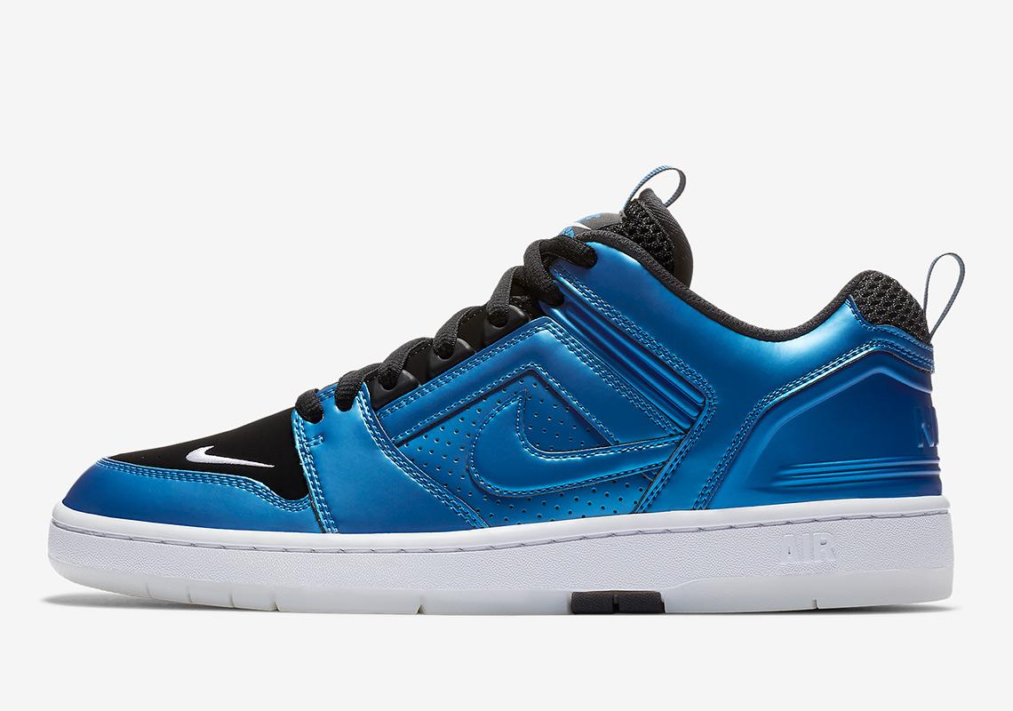 more photos 9b36a 7fea8 Nike SB Air Force 2. Release Date November 21st, 2018 110. Color Intl  BlueIntl Blue