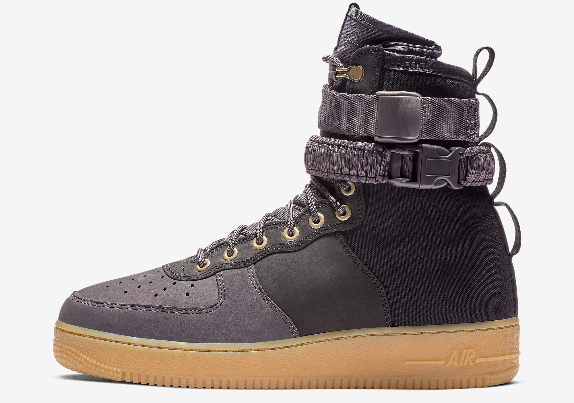 Nike SF Air Force 1 High BV0130 001 Release Info