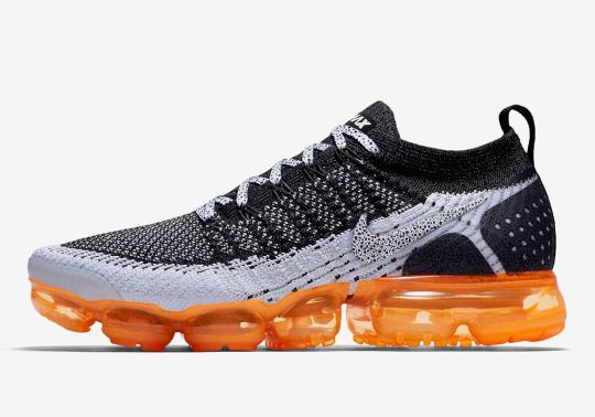 "Nike Vapormax Flyknit 2 ""Safari"" Lands Next Week"