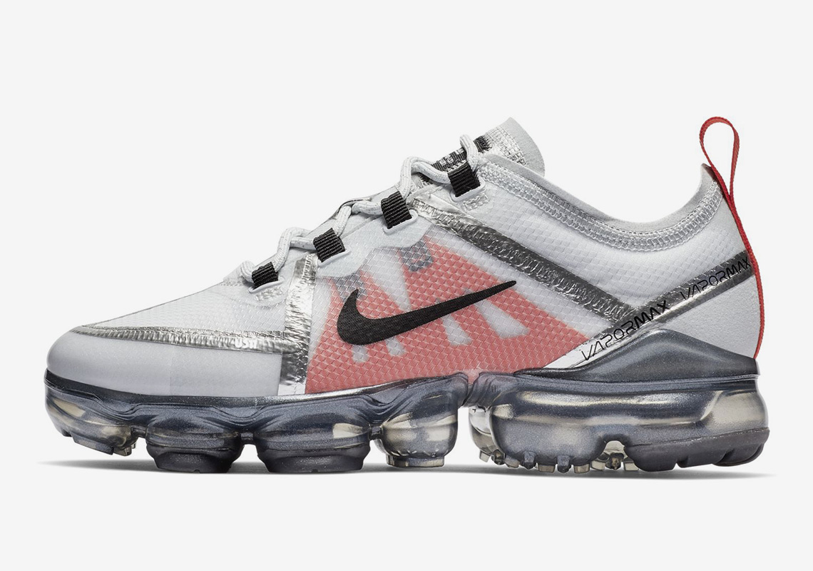 "87db8353321 The Nike Vapormax 2019 Is Releasing In A ""Silver Bullet"" Colorway"