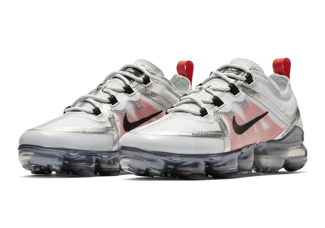 ea936adeabf5 Nike Vapormax 2019 Silver Bullet GS Release Info
