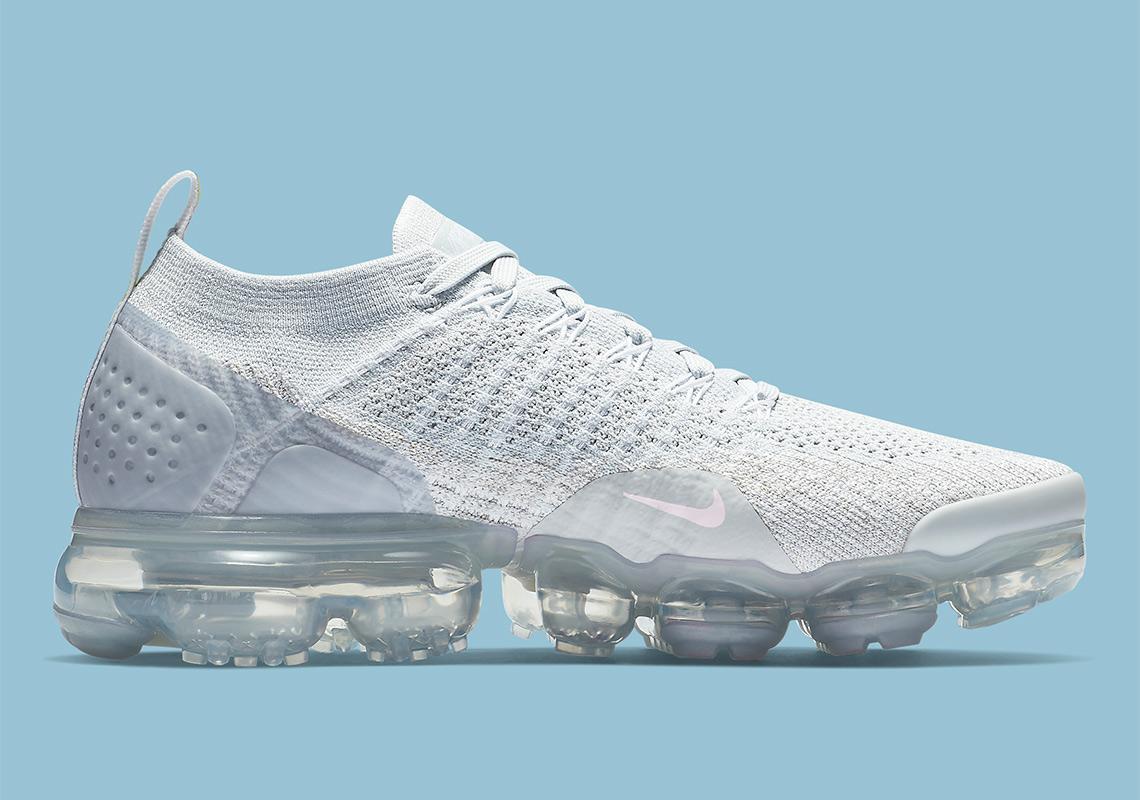 0b01060650e38 Nike Vapormax 2 Pure Platinum 942843-011 | SneakerNews.com