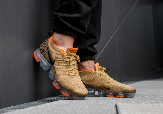 "Where To Buy The Nike Vapormax Flyknit 2 ""Leopard"""