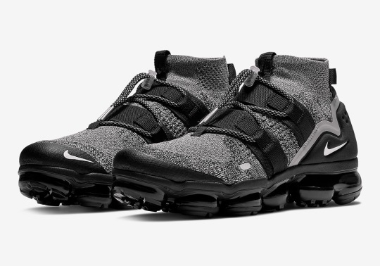"Another ""Oreo"" Take On The Nike Vapormax Flyknit Utility Is Here"