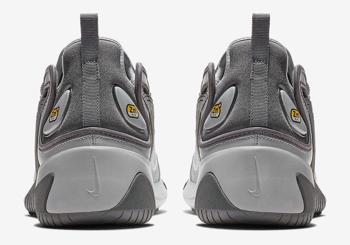 The Nike Zoom 2K Is Like A Basketball Version Of The M2K