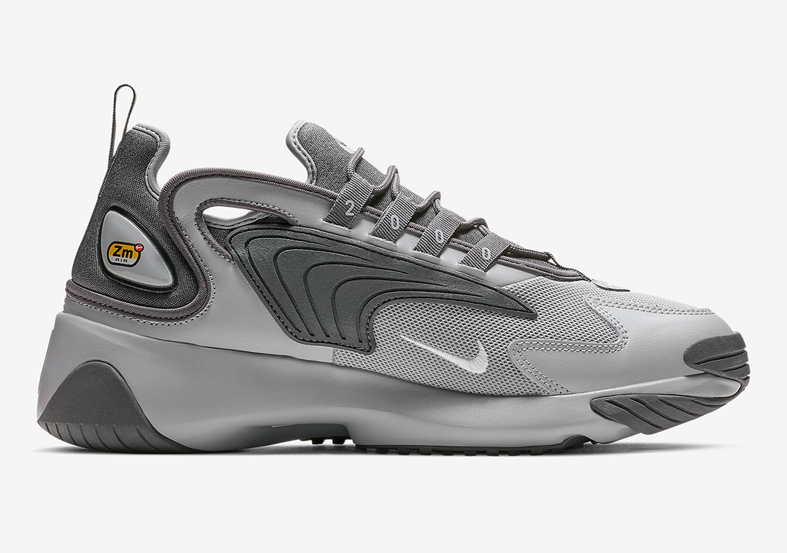 The Nike Zoom 2k Is Like A Basketball Version Of The M2k Tekno