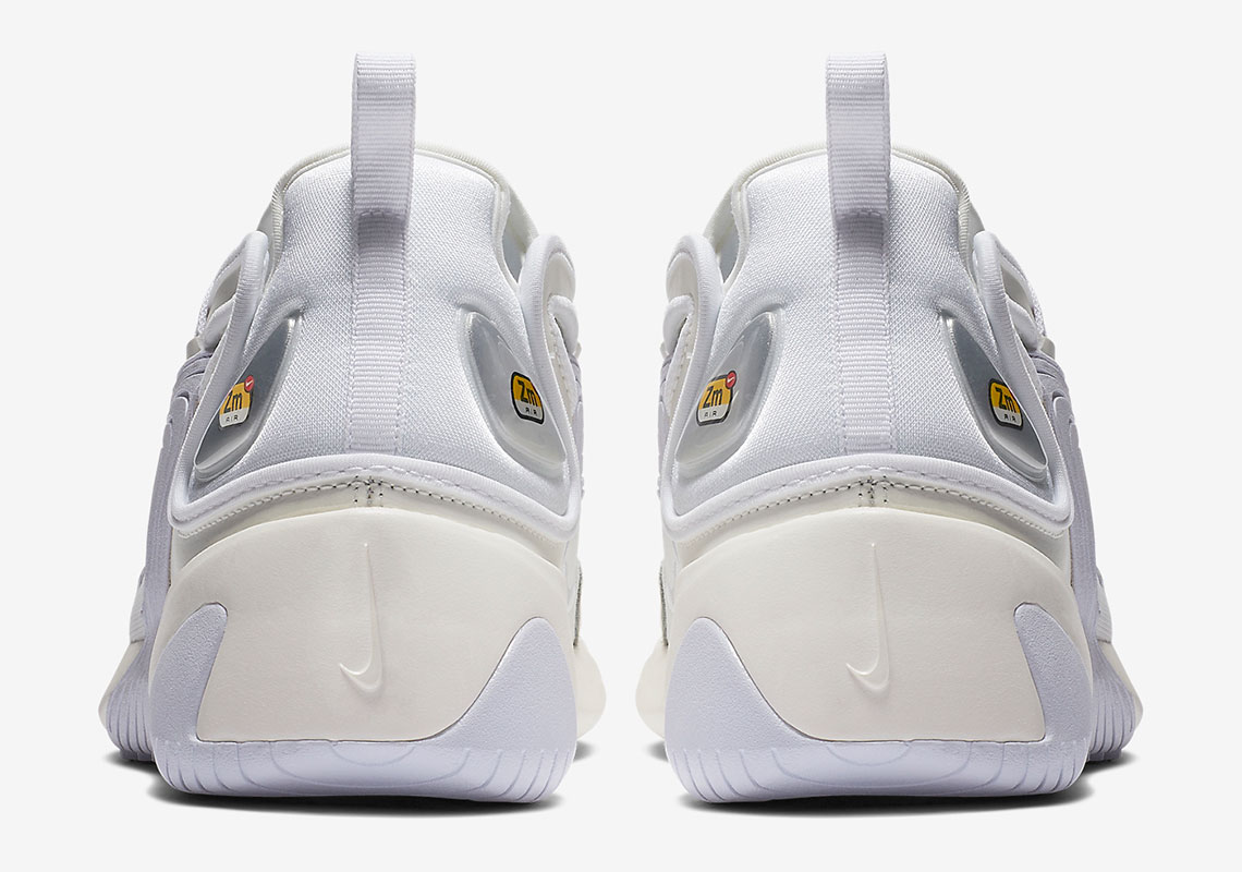 61bdebbec The Nike Zoom 2K Is Like A Basketball Version Of The M2K Tekno ...