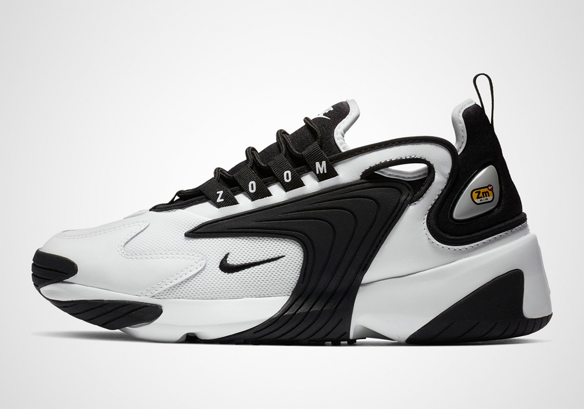 online retailer 9e250 bfcd3 First Look At The Nike Zoom 2K