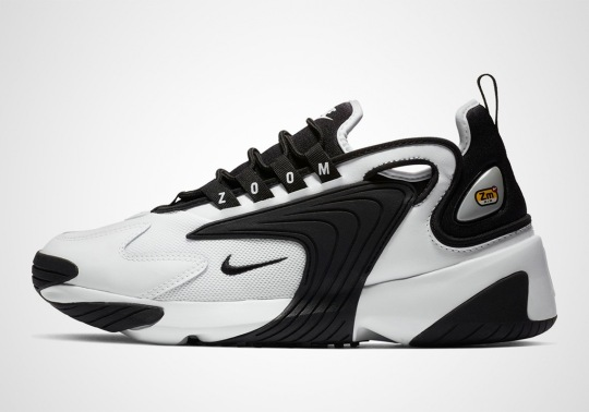 First Look At The Nike Zoom 2K