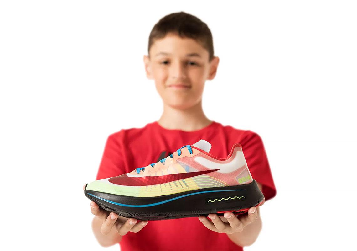 Nike Zoom Fly SP Doernbecher Freestyle
