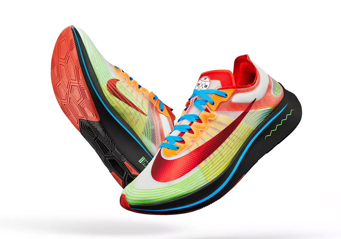 1a8adc9c2e33 Nike Zoom Fly SP Doernbecher Freestyle 2018 Release