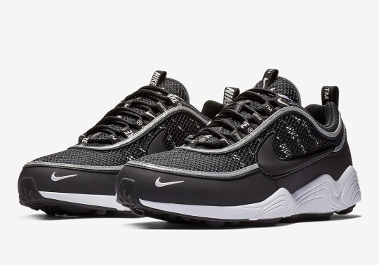 Nike's Overbranding Theme Arrives On The Zoom Spiridon