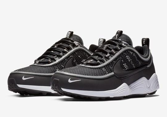 Nike's Overbranding Theme Arrives On The Zoom Spiridon