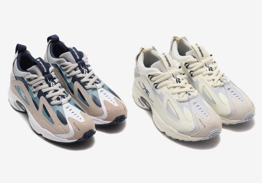 The Reebok DMX 1200 Grabs Neutral Tones For Winter Appeal