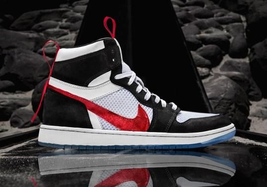 "Shoe Surgeon To Release A ""Mars Yard"" Air Jordan 1"