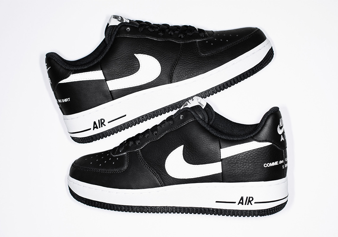 wholesale dealer 2712f edd78 The Supreme x Comme Des Garçons SHIRT x NIke Air Force 1 Releases This Week
