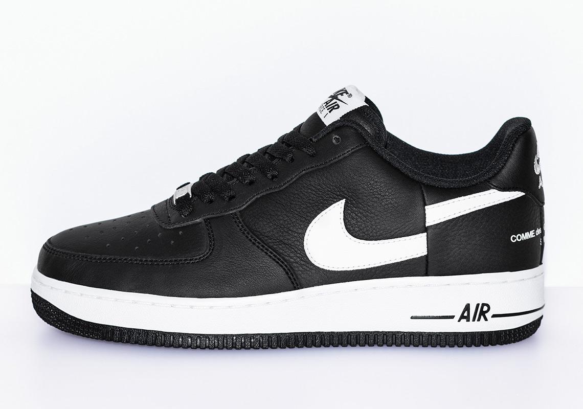 Supreme CDG Nike Air Force 1 Low