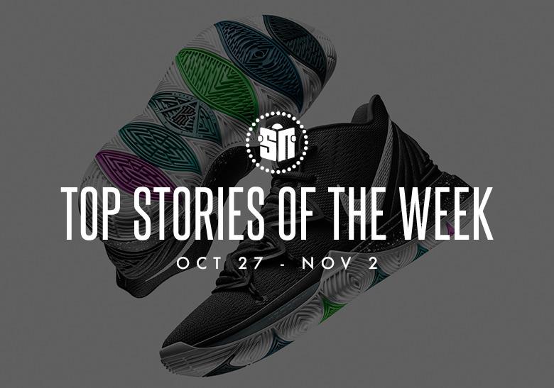 big sale e7d48 224c5 Nike Kyrie 5 - Release Date + Info  SneakerNews.com