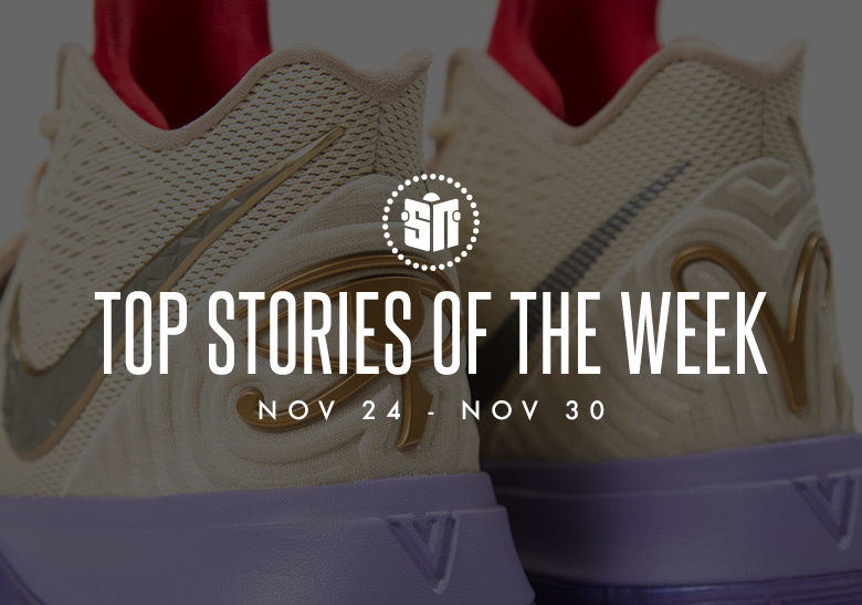 """65750aba804 Air Jordan 11 Concord """"Store List"""", The Nike Kyrie Flytrap 2, And More"""