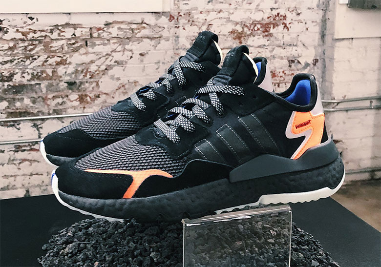 075817020a4 First Look At The adidas Nite Jogger adidas introduces a brand new  silhouette for 2019.