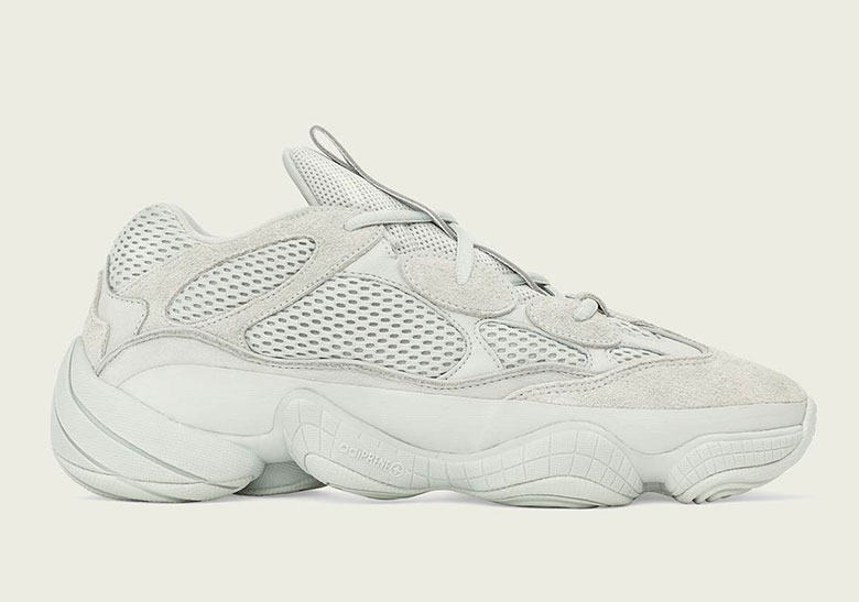 "8b5a251b77 Where To Buy The adidas Yeezy 500 ""Salt"" Is this the best adidas Yeezy 500  colorway yet?"